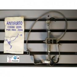 Antifurto cofani vespa P125...