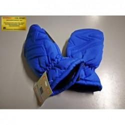Guanti Moffole Nylon blu...